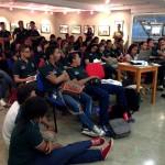 Conversatorio Conflictos medio ambientales en Veracruz, México