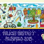 2014 Felice fiestas