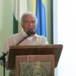 Hidrólogo Víctor Muñoz.